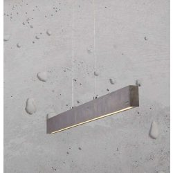 CONCRETE LINE Beton Lámpa 28W Natúr