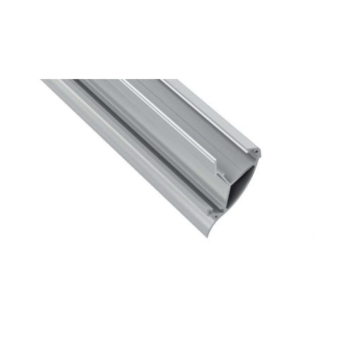 Led Alumínium Profil CONVA 1 méter Ezüst