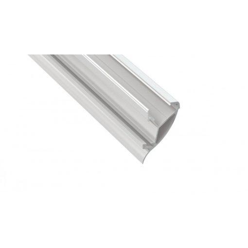 Led Alumínium Profil CONVA 2 méter Fehér