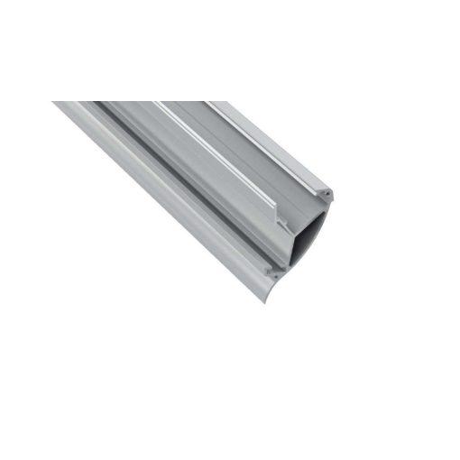 LED Alumínium Profil CONVA Ezüst 3 méter