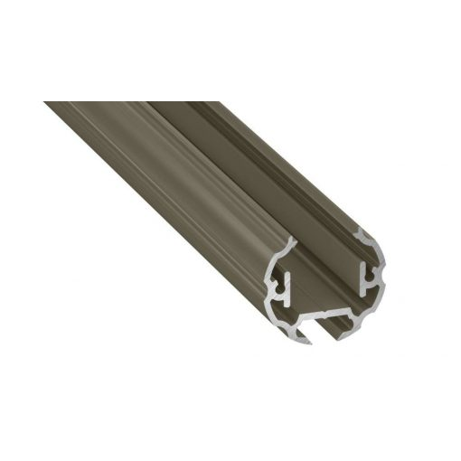LED Alumínium Profil COSMO Bronz 3 méter