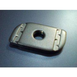 Csúszóanya M8 menettel 20x35x3mm