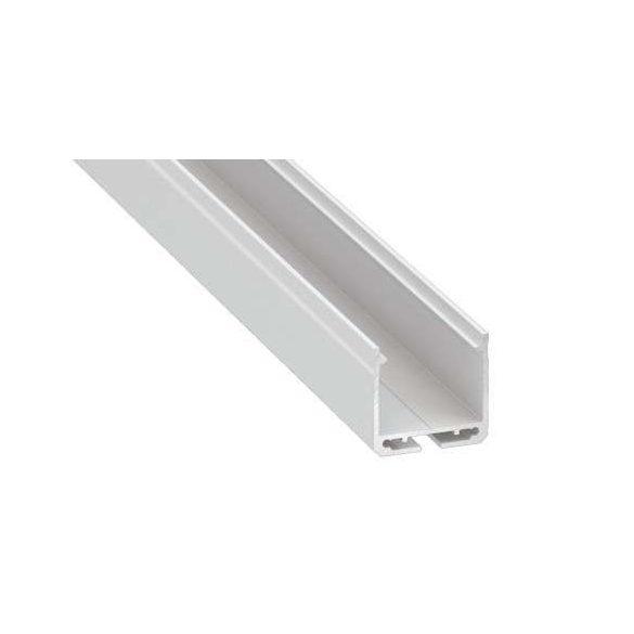 Led Alumínium Profil DILEDA 2 méter Fehér