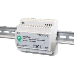 POS Led tápegység DIN-100-12 12V 100W 8.3A