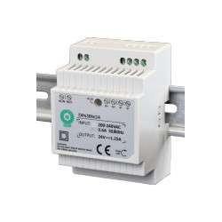 POS Led tápegység DIN-30-12 30W 12V 2.5A műanyagházas