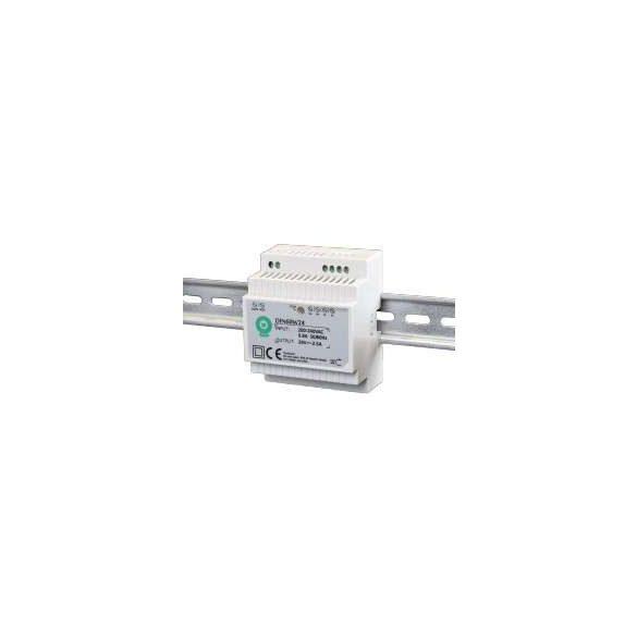 POS Led tápegység DIN-60-12 60W 12V 5A