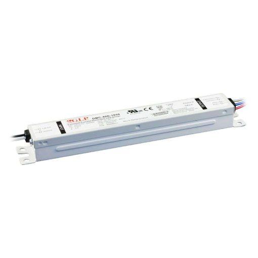 GLP Led tápegység GLP DMC-D40-C1050 dimmelhető 40W 26-38V 1050mA