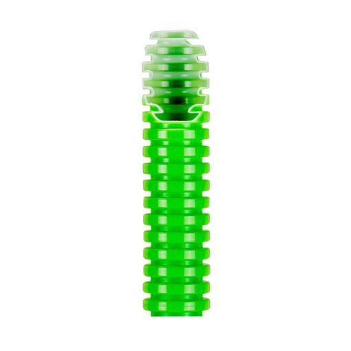 GEWISS FK-Xtreme DX15225X lépésálló duplafalú betonozható gégecső 25 mm zöld