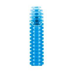 GEWISS FK-Xtreme DX15425X lépésálló duplafalú betonozható gégecső 25 mm kék