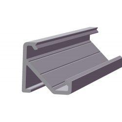 Alumínium Rögzítő elem ECO Sarokba rögzíthető Profilokhoz