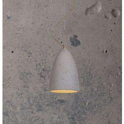 FEBE M Beton Lámpa Szürke