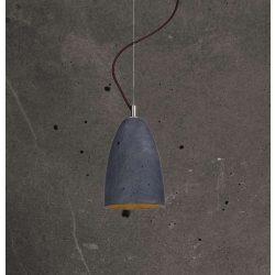 FEBE S Beton Lámpa Antracit