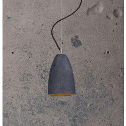 FEBE S Beton Lámpa Szürke