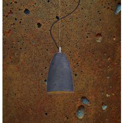 FEBE S Beton Lámpa Rozsdás-szürke