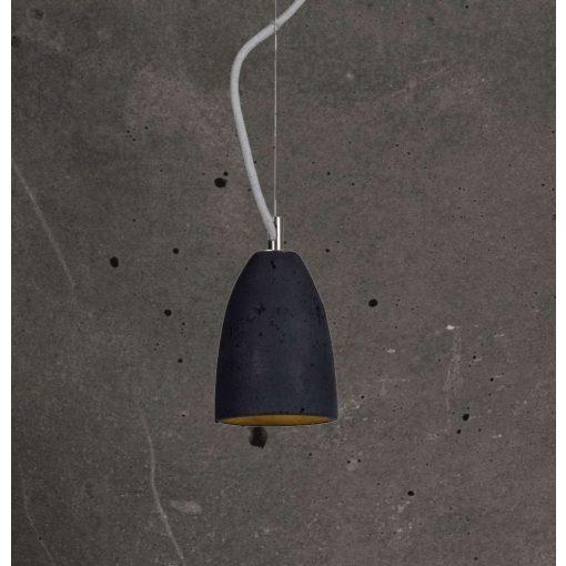 FEBE XS Beton Lámpa Antracit