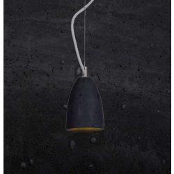 FEBE XS Beton Lámpa Fekete
