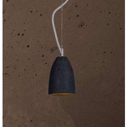 FEBE XS Beton Lámpa Csokoládé