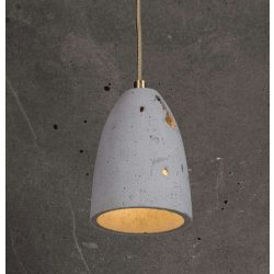 FEBE VOLCANO S Beton Lámpa Antracit