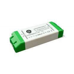 Led tápegység FTPC műanyag 12V 132W 11A 5év