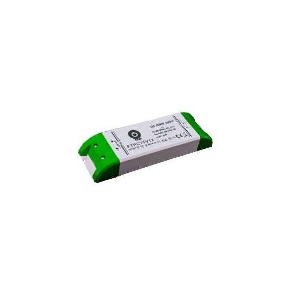 POS Led tápegység FTPC-75-12 75W 12V 6.25A