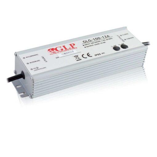 GLP Led tápegység GLG-100-12 102W 12V 8.5A IP67