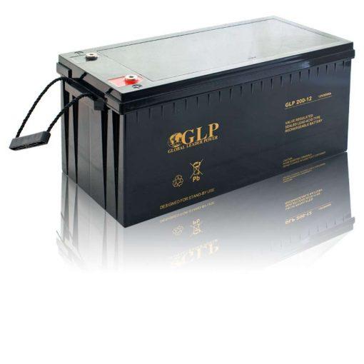 GLP VRLA AGM akkumulátor 200Ah 12V