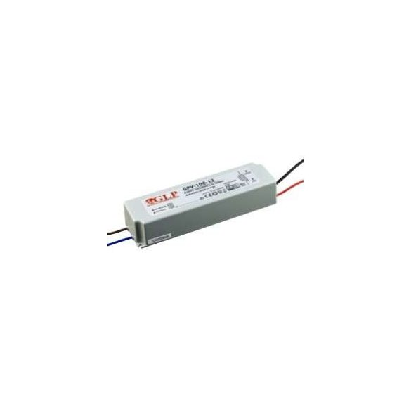 GLP Led tápegység GPV-200-12 192W 12V 16A IP67