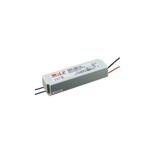 GLP Led tápegység GPV-200-24 192W 24V 8A IP67