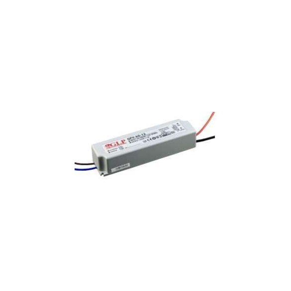 GLP Led tápegység GPV-60-12 60W 12V 5A IP67