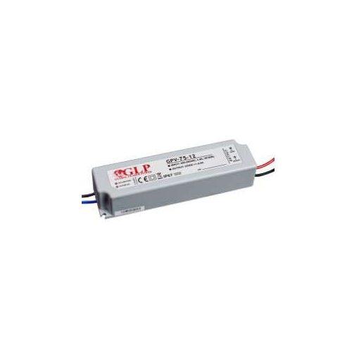 GLP Led tápegység GPV-75-12 72W 12V 6A IP67