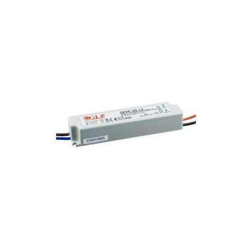 GLP Led tápegység GPVP-20-12 18W 12V 1.5A IP67