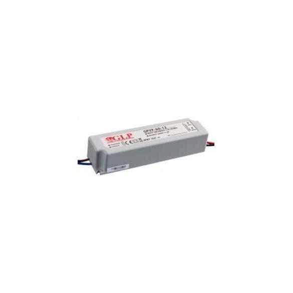 GLP Led tápegység GPVP-60-12 60W 12V 5A IP67