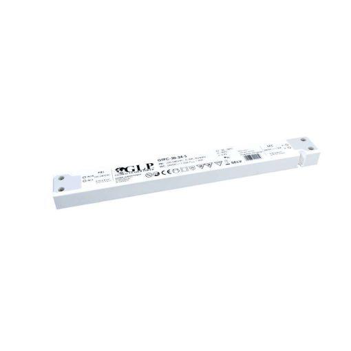 GPV Led tápegység GTPC-30-24-S 30W 24V 1,25A slim