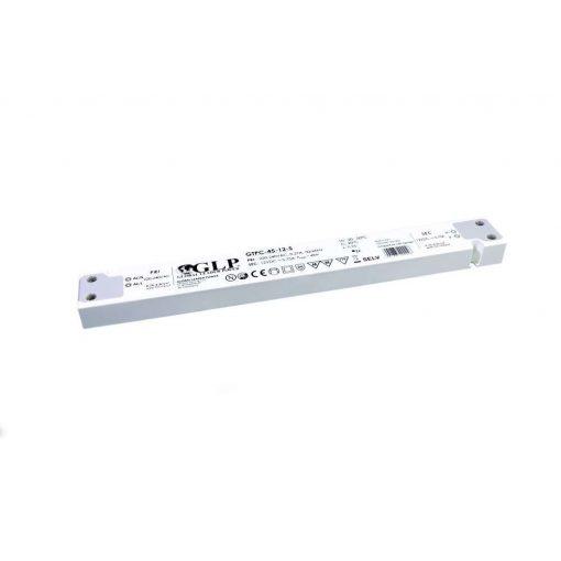 GPV Led tápegység GTPC-45-24-S 45W 24V 1,9A slim