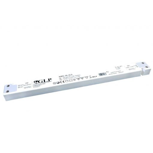 GPV Led tápegység GTPC-75-24-S 75W 24V 3,125A slim