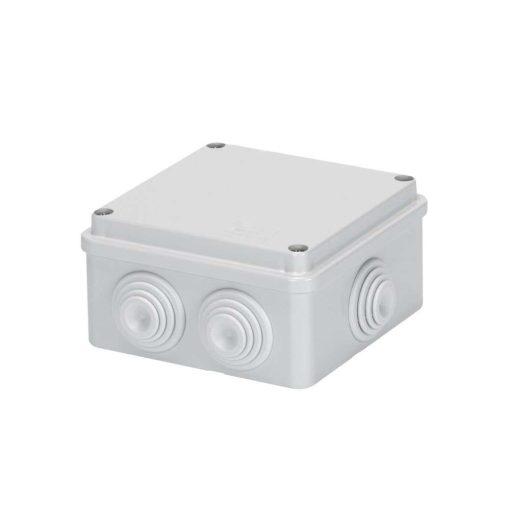 Szerelődoboz 100x100x50mm IP55