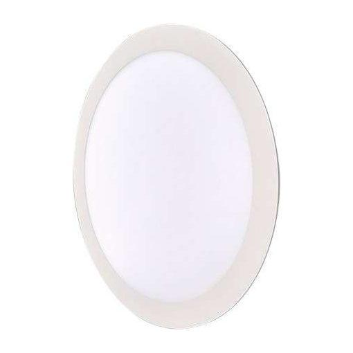 GREENLUX Mini Led Panel VEGA kör lámpa Fehér keret 24W Természetes fehér