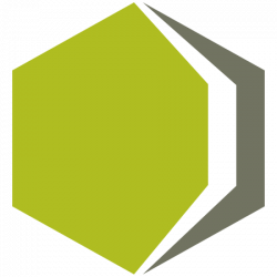GREENLUX LEDES lámpa FENIX kör Ezüst keret 18W Természetes fehér