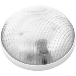 Falra szerelhető lámpa test ARA IP54 E27 foglalattal