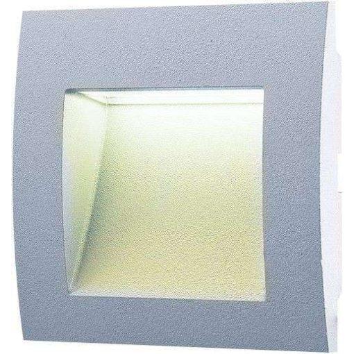 GREENLUX Falba szerelhető LED lámpa 1,5W Szürke Meleg Fehér