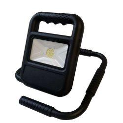 Greenlux Akkumulátoros hordozható LED Reflektor 10W 4000K IP54
