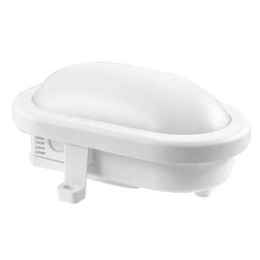 GREENLUX LEDES falra szerelhető kültéri lámpa TORTO 12W 12/24V IP54 Természetes fehér