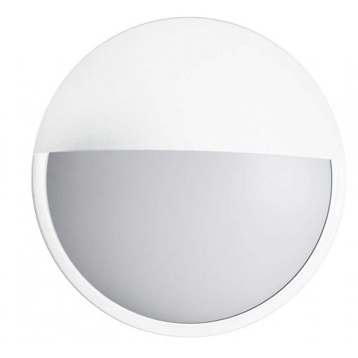 GREENLUX LEDES falra szerelhető kültéri lámpa DITA CLASSIC ROUND W 14W Cover 4000K