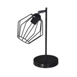 KAJA BENET fekete színű asztali lámpa