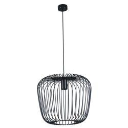KAJA FINEUS B fekete színű függesztett lámpa