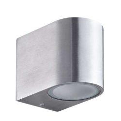 KAJA MASIMO A króm színű IP 44 kültéri lámpa