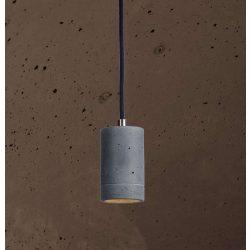 KALLA 11 Beton Lámpa Csokoládé