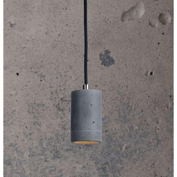 KALLA 11 Beton Lámpa Szürke