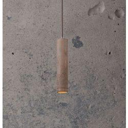 KALLA 21 Beton Lámpa Szürke