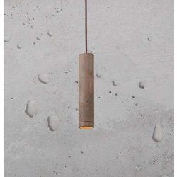KALLA 21 Beton Lámpa Natúr